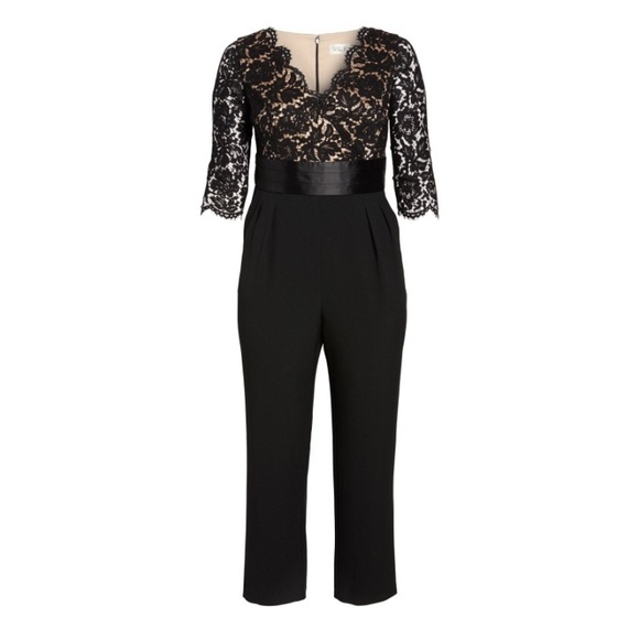 Nordstrom Dresses Formal Jumpsuit With Lace Bodice From Poshmark